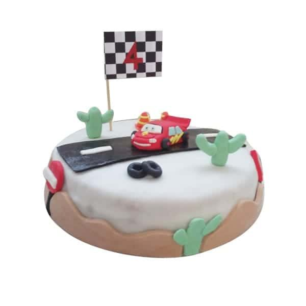 DECORAZIONE TORTA CARS