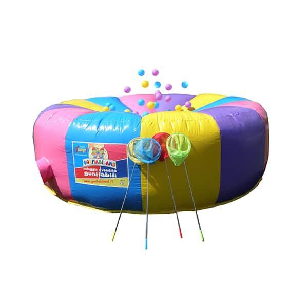 Noleggio gonfiabile Fisherball Game (PRO)