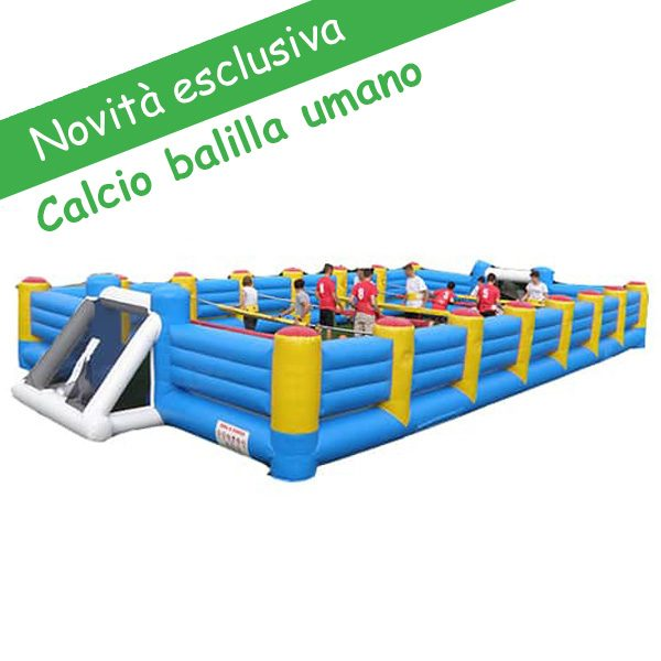 Noleggio CALCIO BALILLA PRO