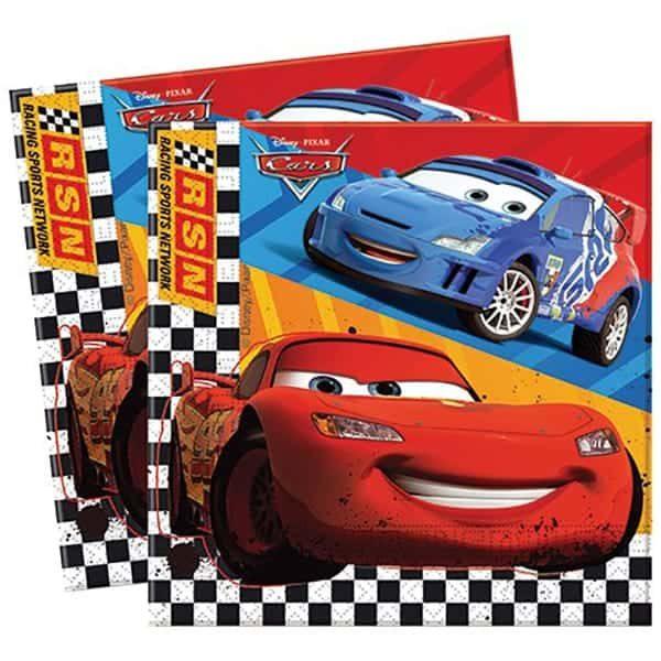 Noleggio tovaglioli Cars